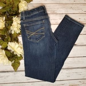 Aeropostale | Jegging Dark Wash Size 4 Short